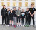 Nemzetközi úszóversenyen Miskolcon