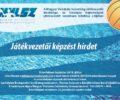 Játékvezetői képzést indít a Magyar Vízilabda Szövetség