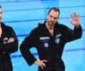 Angyal Dani és Nagy Viktor az Eb-csapatban